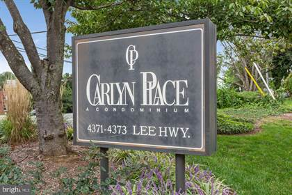 Residential Property for sale in 4373 LEE HIGHWAY 206, Arlington, VA, 22207
