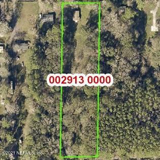 Lots And Land en venta en 8006 GARDEN ST, Jacksonville, FL, 32219