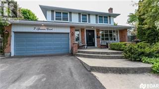Single Family for sale in 7 Spearin Court, Barrie, Ontario, L4M4C8
