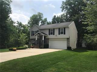 Single Family for rent in 5879 FORESTAL Drive, Waterford, MI, 48327