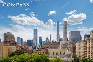 Townhouse for sale in 605 Park Avenue 11G, Manhattan, NY, 10065