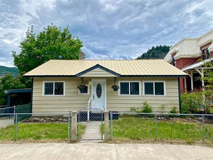 Single Family for sale in 317 GOVERNMENT AVENUE S, Greenwood, British Columbia, V0H1J0