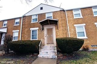 Townhouse for sale in 2021 S. 25th Avenue, Broadview, IL, 60155
