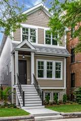 Single Family for sale in 1423 West WARNER Avenue, Chicago, IL, 60613