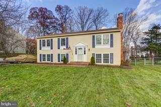 Single Family for sale in 406 CAVENDISH STREET, Herndon, VA, 20170