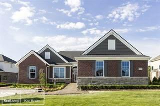 Single Family for sale in 5865 Sherwood Rd, Brandon Township, MI, 48371