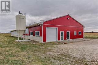Agriculture for sale in 3212 GLADSTONE Drive, Thames Centre, Ontario