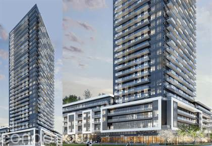 Condominium for sale in CANOPY TOWER PLATINUM EVENT STARTED, Hurontario St Mississauga, ON, Mississauga, Ontario, L4Z 3X7