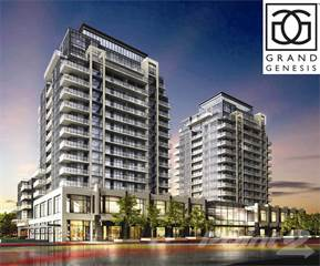 Apartment for rent in Grand Genesis Bldg B - Suite 1501, Richmond Hill, Ontario