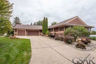 Single Family for sale in 9103 W Scenic Lake, Laingsburg, MI, 48848