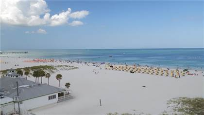 Residential Property for sale in 15 AVALON STREET 6G/604, Clearwater Beach, FL, 33767