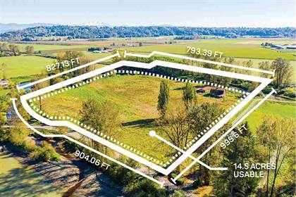 Agriculture for sale in 27612 RIVER ROAD, Abbotsford, British Columbia, V4X2H1