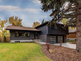 Single Family for sale in 3111 Utah DR NW, Calgary, Alberta