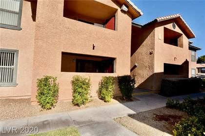 Residential for sale in 2451 North Rainbow Boulevard 1110, Las Vegas, NV, 89108