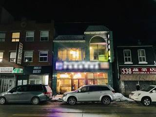 Comm/Ind for sale in 633 Gerrard St E, Toronto, Ontario, M4M1Y2