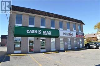 Retail Property for sale in 308 NORTH FRONT ST, Belleville, Ontario, K8P3C4