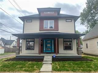 Single Family for sale in 1048 Saint Peter Street, Indianapolis, IN, 46203
