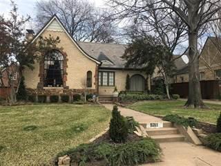 Single Family for sale in 5211 Mercedes Avenue, Dallas, TX, 75206