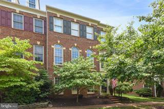 Townhouse for sale in 43787 APACHE WELLS TERRACE, Leesburg, VA, 20176
