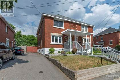 Single Family for sale in 333 HAMILTON AVENUE S, Ottawa, Ontario, K1Y1C4