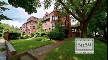 Residential Property for sale in 5659 South Woodlawn Avenue, Chicago, IL, 60637
