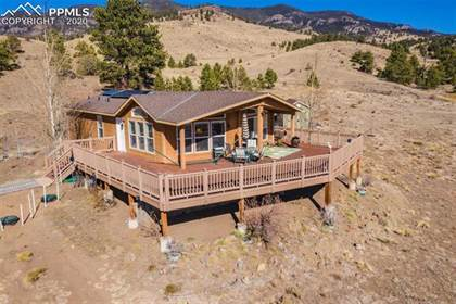 Residential Property for sale in 1691 Big Buck Road, Guffey, CO, 80820