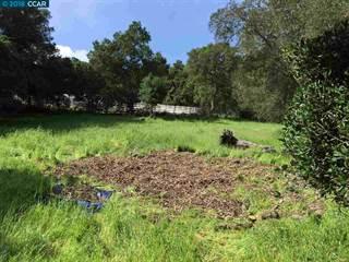 Land for sale in 66 Quail Lane, Martinez, CA, 94553