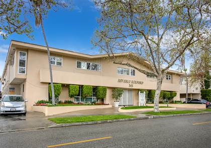 Apartment for rent in 345 S. Rexford Dr., Beverly Hills, CA, 90212