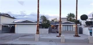 Single Family for sale in 3804 EL CAMINO Avenue, Las Vegas, NV, 89102