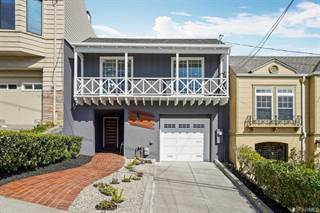 Single Family for sale in 262 Arch Street, San Francisco, CA, 94132