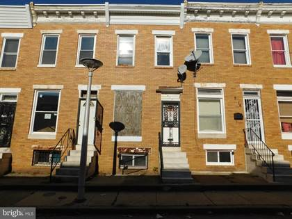 Residential Property for sale in 2614 GROGAN AVENUE, Baltimore City, MD, 21213