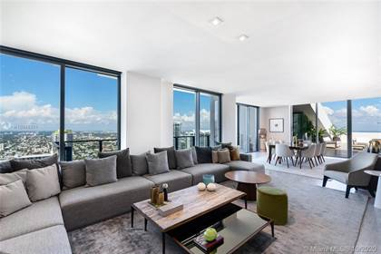 Residential Property for sale in 68 SE 6th St PH4204, Miami, FL, 33131
