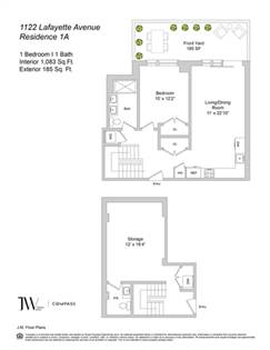 Residential Property for sale in 1122 Lafayette Avenue 1A, Brooklyn, NY, 11221