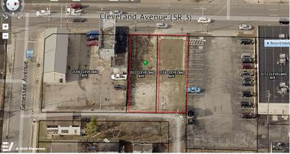 Lots And Land for sale in 2552-2554 Cleveland Avenue, Columbus, OH, 43211