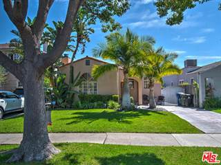 Single Family for sale in 1720 South BEDFORD Street, Los Angeles, CA, 90035