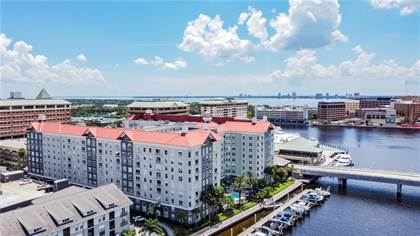 Residential Property for sale in 700 S HARBOUR ISLAND BOULEVARD 121, Tampa, FL, 33602