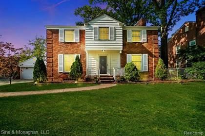 Residential for sale in 1205 BALFOUR Street, Grosse Pointe Park, MI, 48230