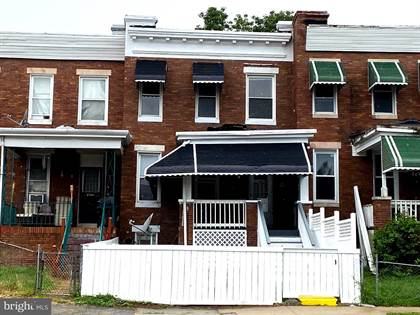 Residential Property for sale in 702 LINNARD STREET, Baltimore City, MD, 21229