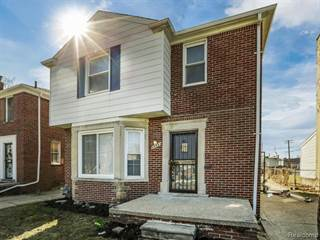 Single Family for sale in 18981 Hartwell St, Detroit, MI, 48235