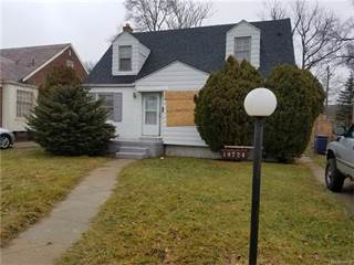 Single Family for sale in 19724 PENNINGTON, Detroit, MI, 48221