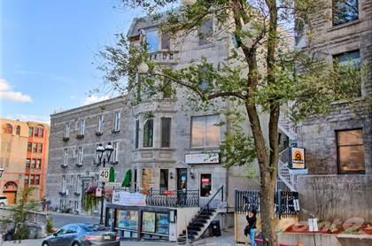Commercial for sale in 2110-2118 Rue St-Denis, Montreal, Quebec