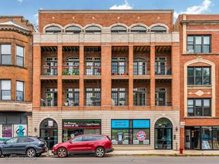 Condo for sale in 1414 West IRVING PARK Road 2E, Chicago, IL, 60613