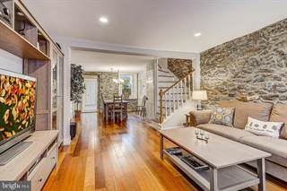 Townhouse for sale in 175 GAY STREET, Philadelphia, PA, 19127