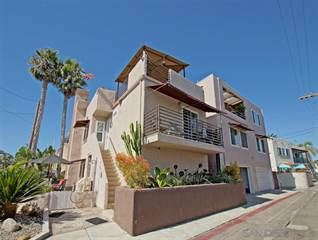 Single Family for sale in 812 San Luis Obispo D, San Diego, CA, 92109