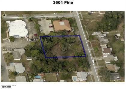 Commercial for sale in 1604 Pine Street, Melbourne, FL, 32901