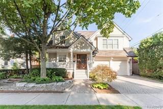 Single Family for sale in 647 WATKINS Street, Birmingham, MI, 48009