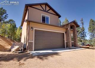 Single Family for sale in 71 Mount Elbert Drive, Florissant, CO, 80816