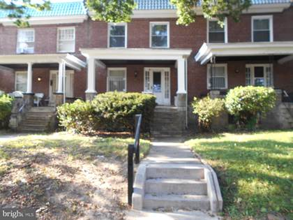 Residential Property for sale in 3317 GWYNNS FALLS PARKWAY, Baltimore City, MD, 21216