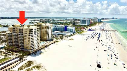Residential Property for sale in 11 SAN MARCO STREET 706, Clearwater, FL, 33767
