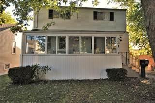 Single Family for sale in 321 RENSHAW Avenue, Clawson, MI, 48017